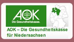 AOK Niedersachsen unterstützt den SC Melle 03 Fussball Landesliga Weser-Ems