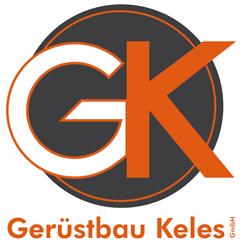 SC Melle 03 - Logo Gerüstbau Keles GmbH - Partner des SCM Fussball